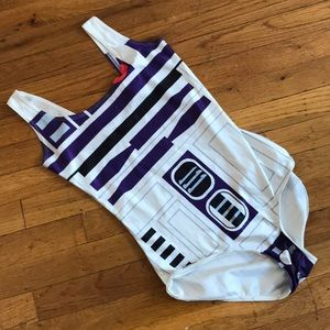R2D2 leotard/bodysuit/swimsuit for sale